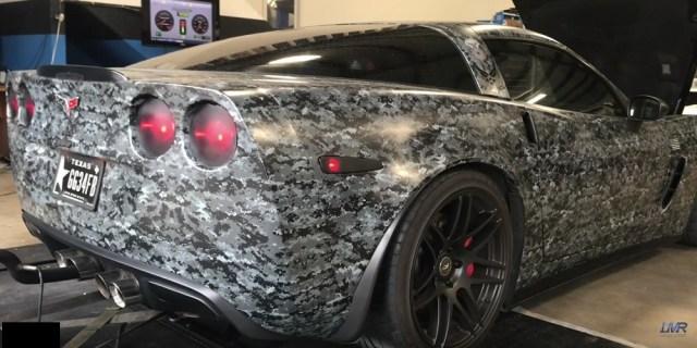 C6 Corvette Z06 LS7 V8 Heads Cam Supercharger Late Model Racecraft