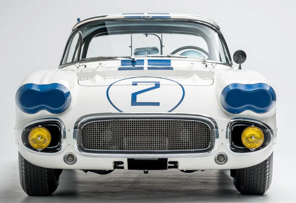 1960 LeMans Corvette Front