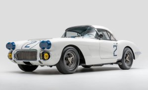 1960 LeMans Corvette Front Corner