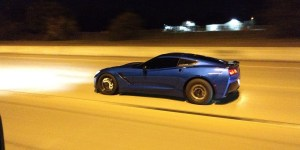 Laguna Blue C7 Corvette 1000 Horsepower for Sale