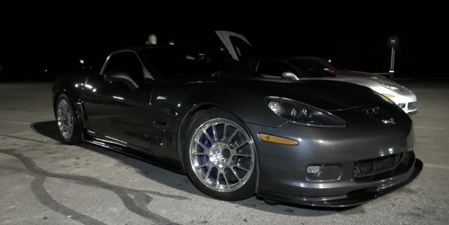 Corvette ZR1 Nitrous Race