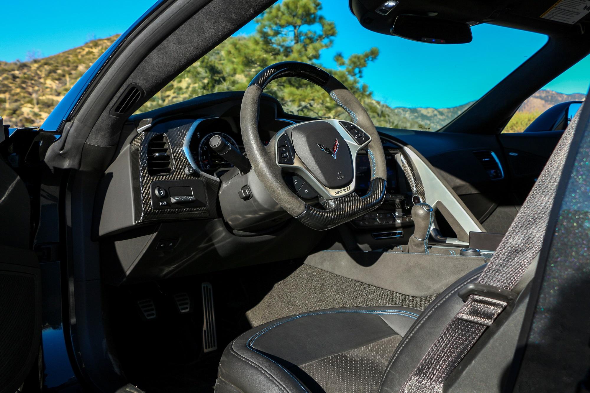 2019 Corvette ZR1 Drive Review Interior Exterior Options Colors Transmission Engine Brakes Tires Handling Pictures Wallpaper Jake Stumph