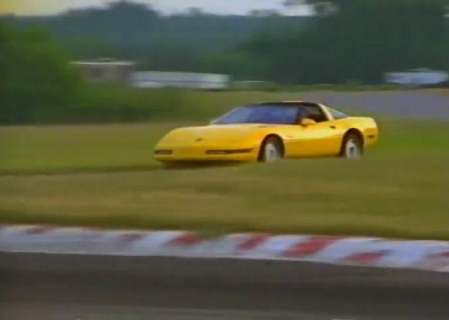 1992 Corvette ZR-1