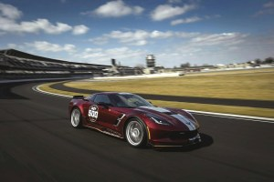2019 Corvette Grand Sport Indy 500 Pace Car