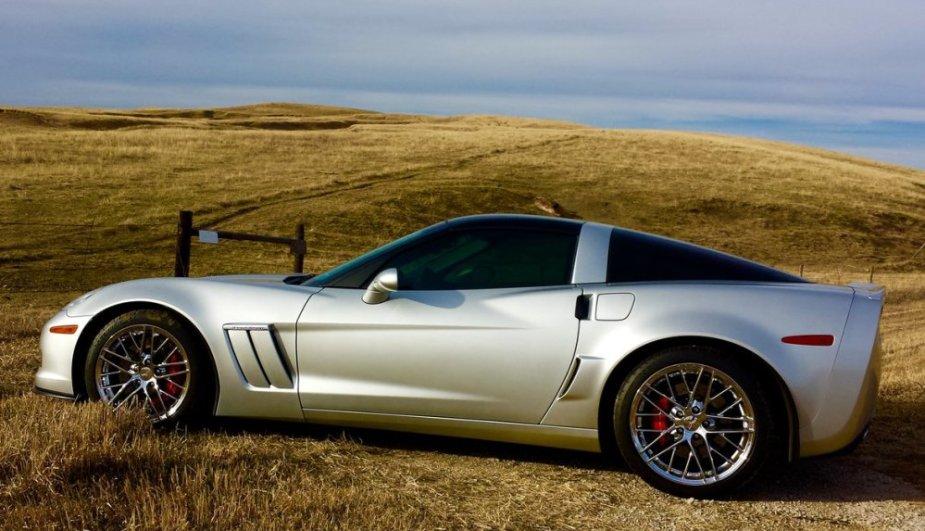ProCharged C6 Corvette Grand Sport