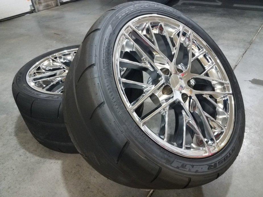 ProCharged Corvette Grand Sport