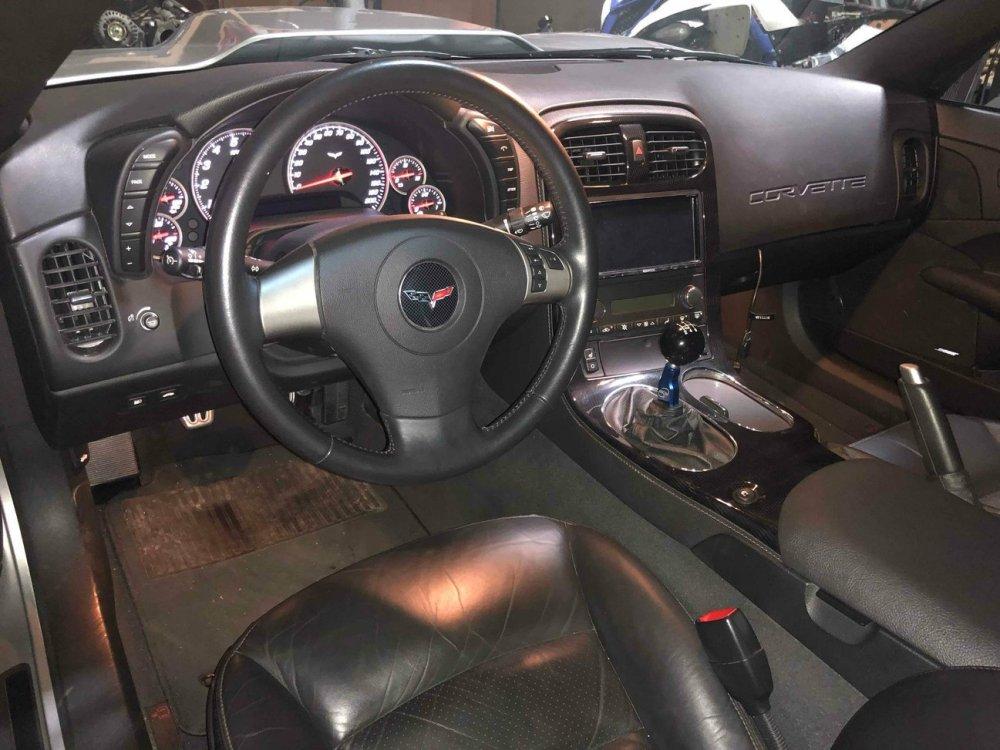 2008 Corvette Z06
