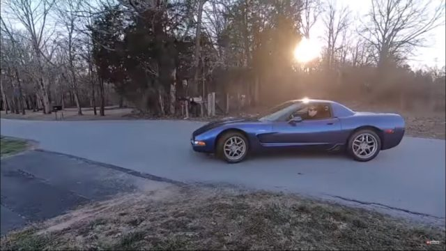 C5 Corvette Z06 Garage Topics Build