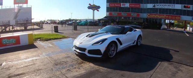 Hennessey HPE1000 Corvette ZR1