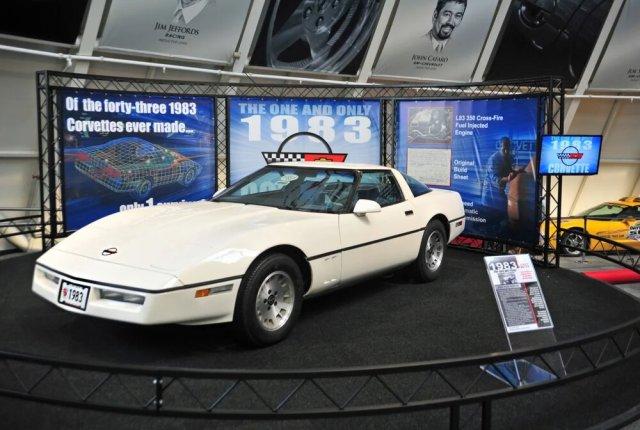 1983 Corvette C4