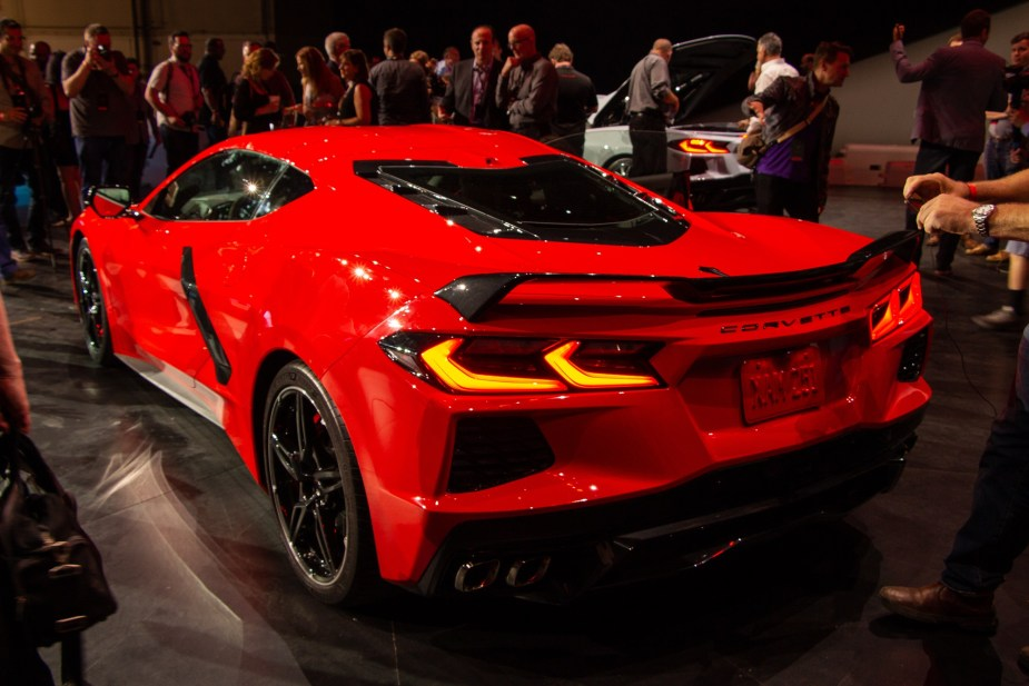 2020 C8 Corvette Revealed, Meet Chevy's Mid-Engine Porsche ...