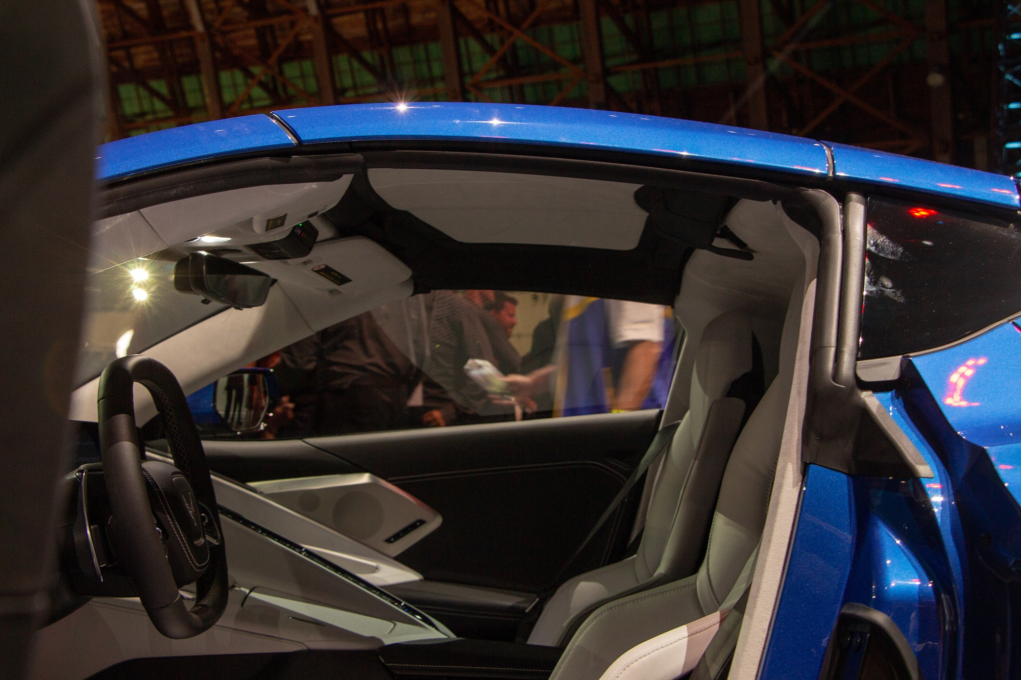 2020 C8 Corvette Interior - CorvetteForum