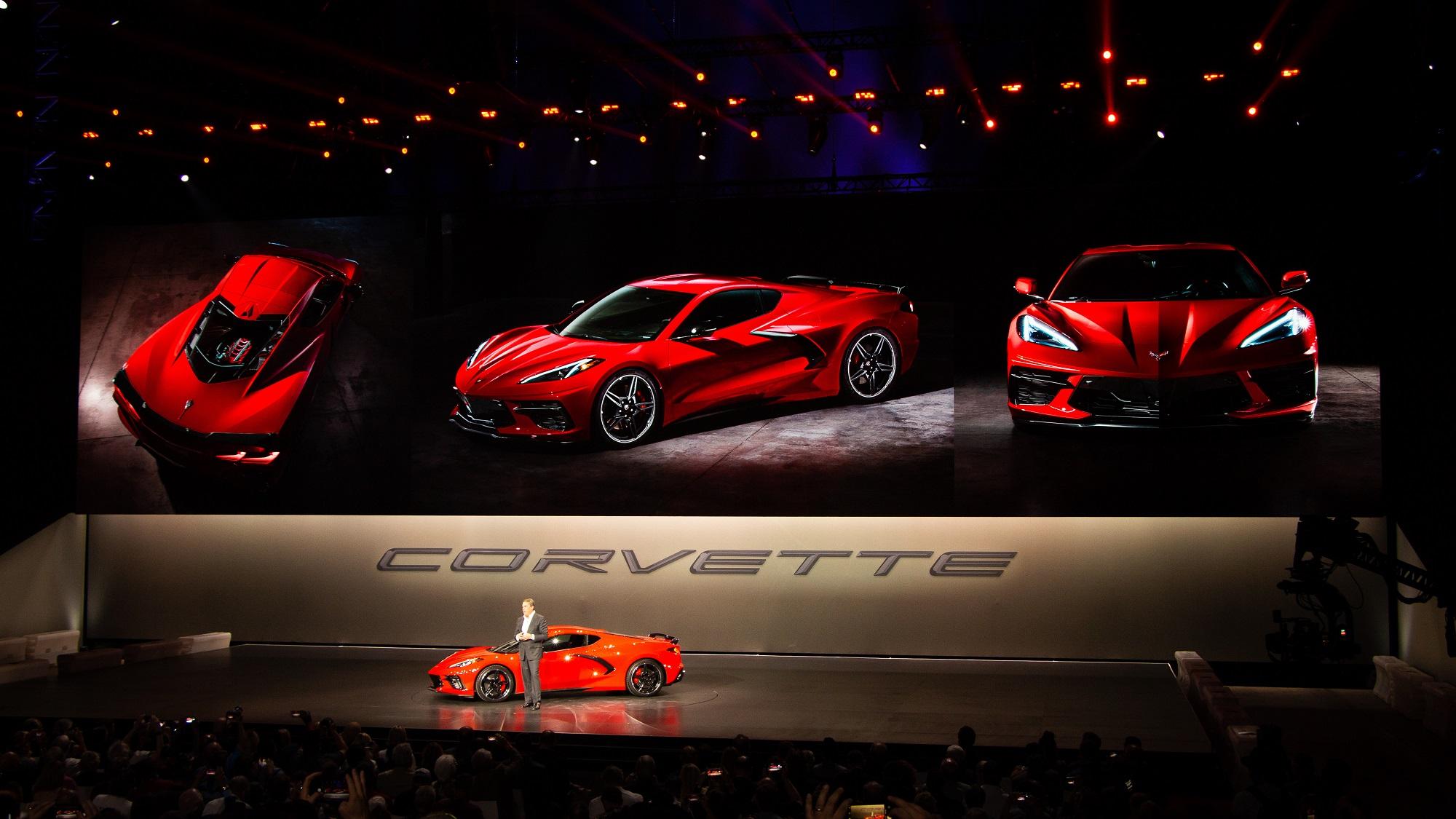 2020 C8 Corvette Reveal Event - CorvetteForum