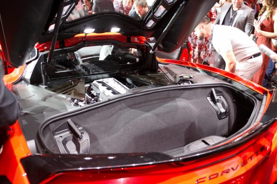 C8 Corvette: How on Earth Can a Mid-engine Supercar Cost ...