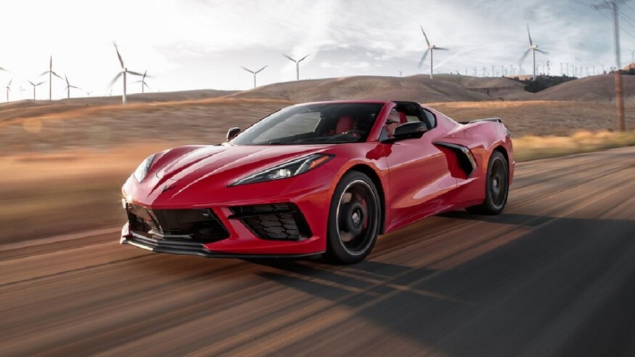 Iconic Auto Publications Test-drive 2020 Corvette C8 ...