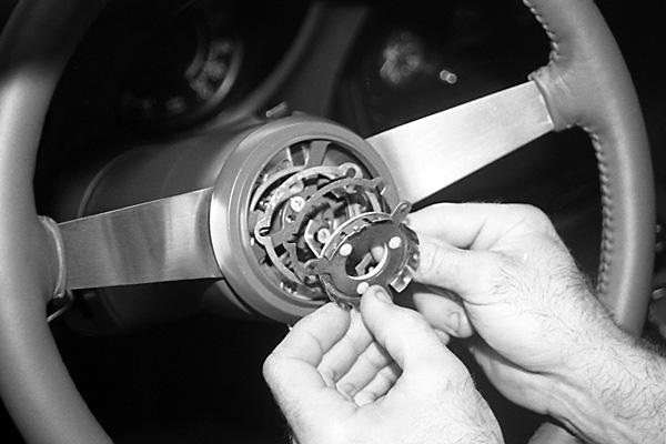 1963 Corvette Steering Column Diagram
