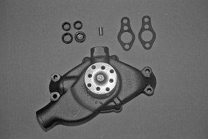 19631982 Corvette Water Pump Replacement   Corvette Magazine