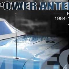 Electric Antenna Wiring Diagram Building 1984 1996 Corvette Mast Repair Magazine How To A C4