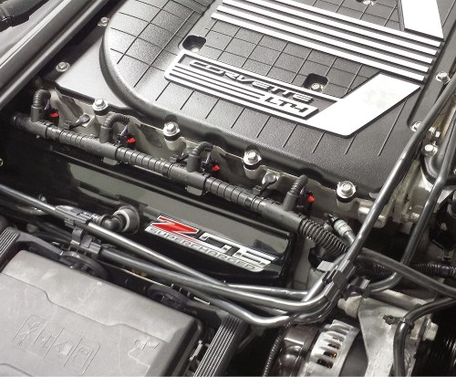 small resolution of c7 corvette painted fuse box cover