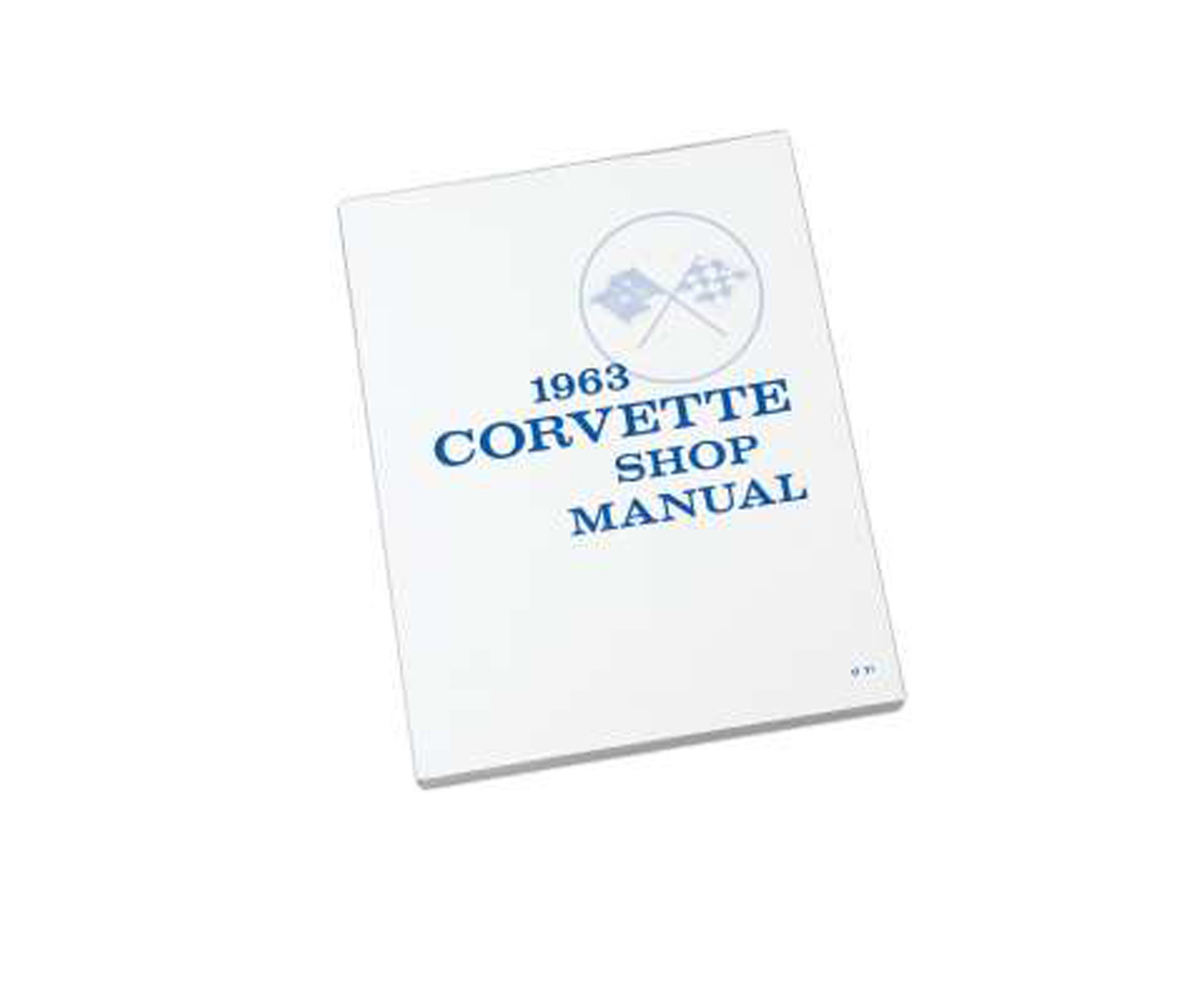 C2 C3 Corvette 1963-1982 Assembly Instruction Manual Index