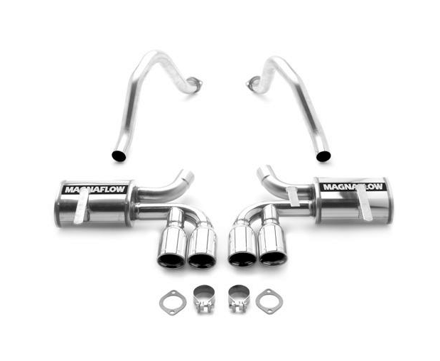 C5 Corvette 1997-2004 Magnaflow Axle Back Exhaust System