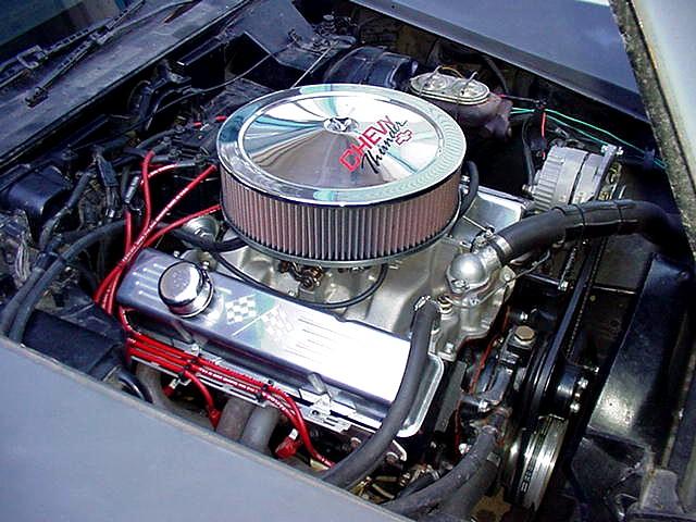 1976 Corvette Engine Compartment Diagram Busting The Biggest Myths About Chevy Corvette Engines