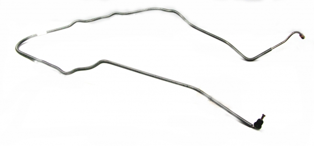 Corvette Line Brake Steel Tubing Front Crossover With