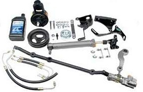 Corvette Conversion Kit Power Steering With Standard