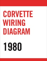 1980 Corvette Wiring Diagram PDF File Download Only