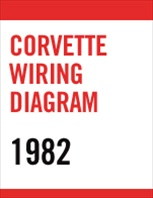 1982 Corvette Wiring Diagram PDF File Download Only