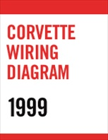 1999 Corvette Wiring Diagram PDF File Download Only