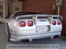 C4 Corvette Speedster Hatch Conversion - Year of Clean Water