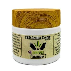 CBD Lavender Arnica Cream