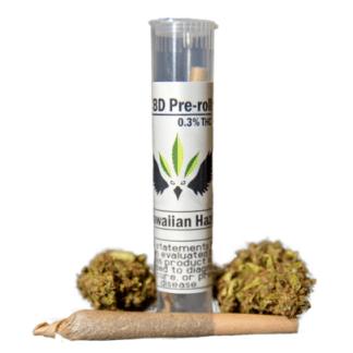 CBD Flower & Pre-Rolls