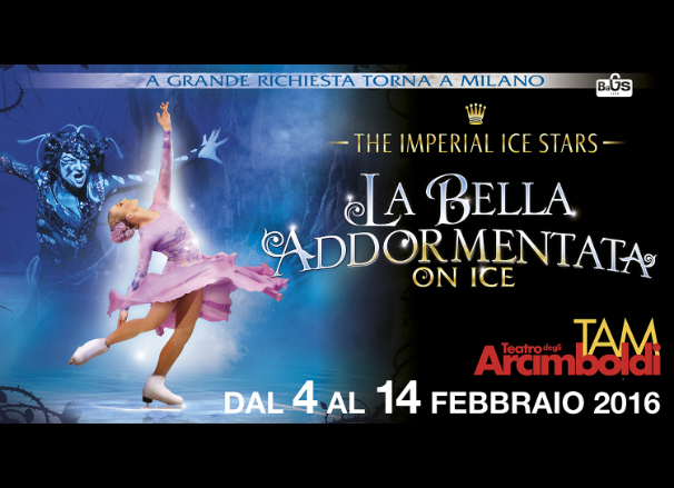 La Bella Addormentata On Ice @ Arciboldi