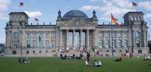 Weekend a Berlino, Capitale vivace