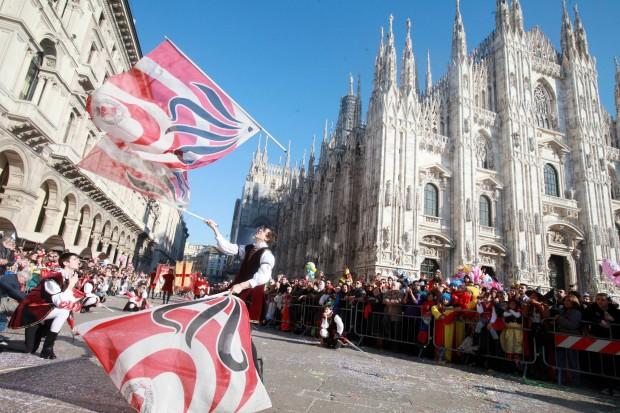 Carnevale 2016 Milano