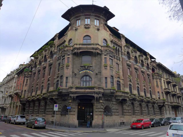 Palazzo Meregalli