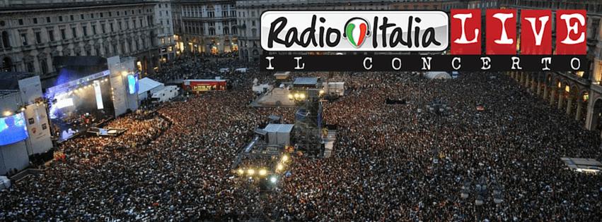 Radio Italia Live 2019 – Il concerto gratuito a Milano e Palermo: date e artisti
