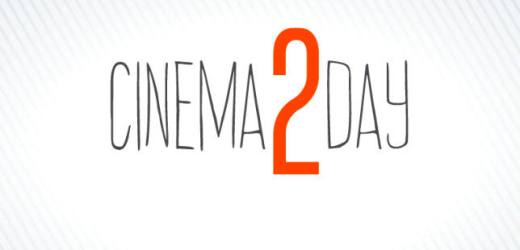 Cinema2Day torna il 9 novembre