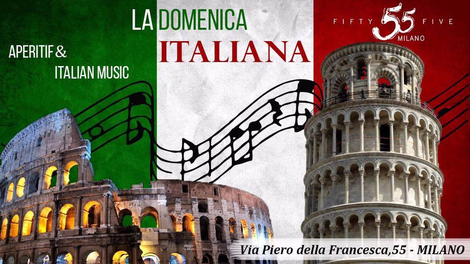 CFM / Fifty Five 55 Milano / Happy Hour & Music