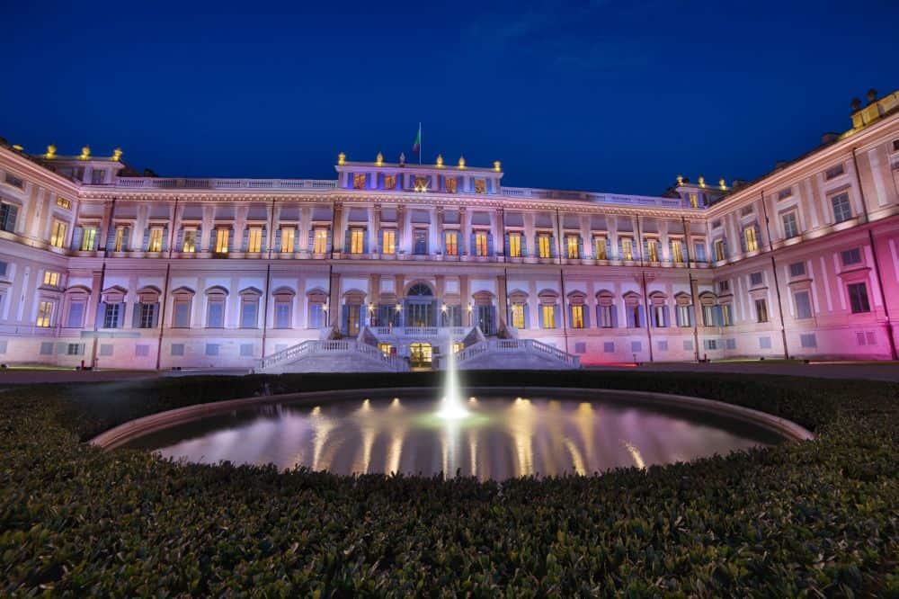 Villa Reale Monza – Capodanno 2018