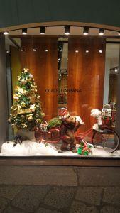 Le vetrine di Natale più belle