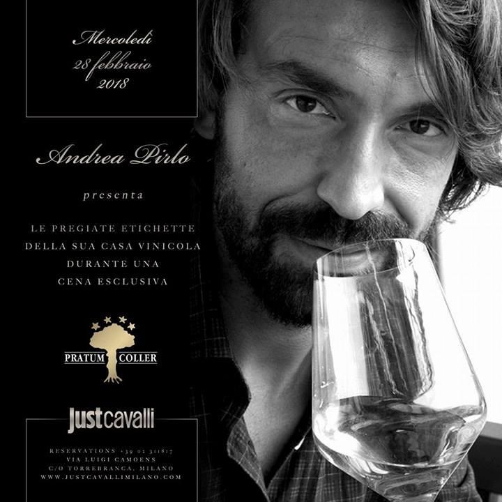 Degustazione di Vini con Andrea PIRLO