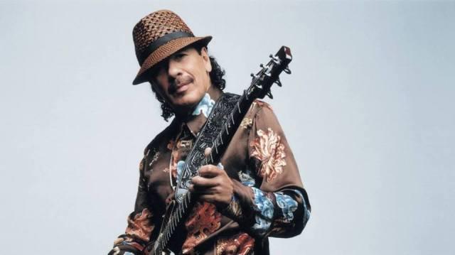 Carlos Santana Milano