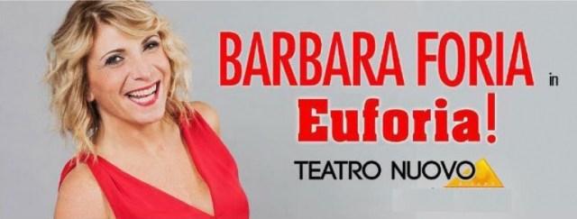 Barbara Foria Euforia Milano