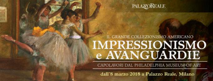Impressionismo E Avanguardie. Capolavori dal Philadelphia Museum
