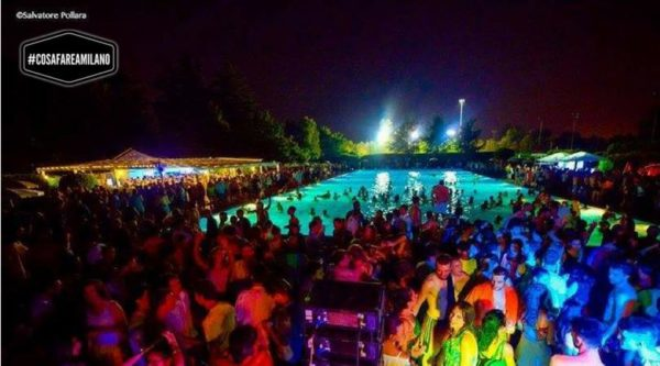 Harbour Club Opening Pool Party Milano