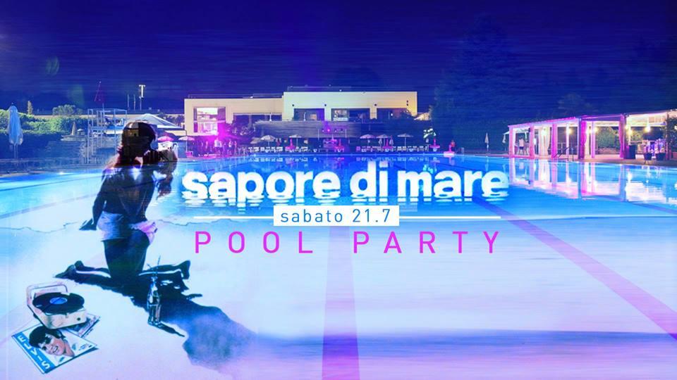 POOL PARTY / Aspria Harbour Milano
