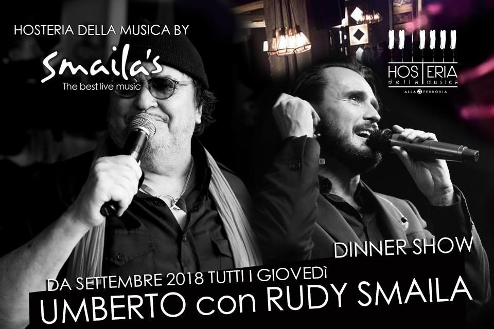 Inaugurazione Giovedì Umberto Smaila Dinner Show